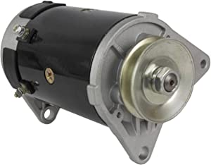 Rareelectrical STARTER COMPATIBLE WITH GENERATOR EZ GO GOLF TURF UTILITY INDUSTRIAL CART GSB107-10B GSB107-10C