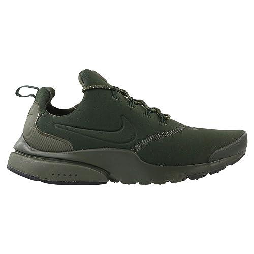 Nike Herren Air Presto Fly SE Sneaker Dunkelgrün