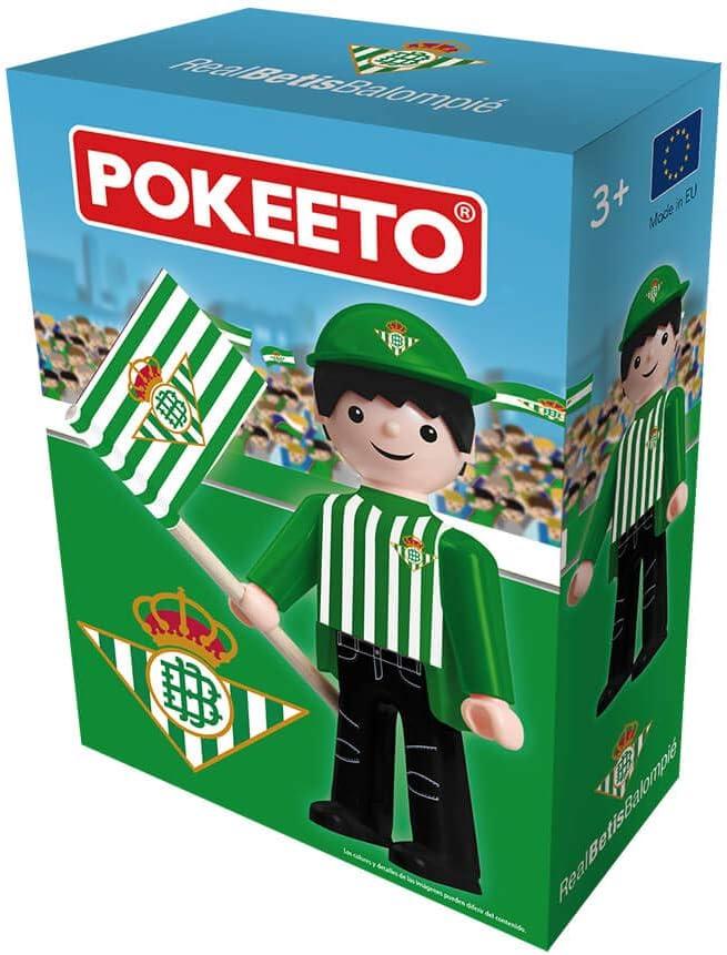 Pokeeto Fan Real Betis Balompié: Amazon.es: Juguetes y juegos