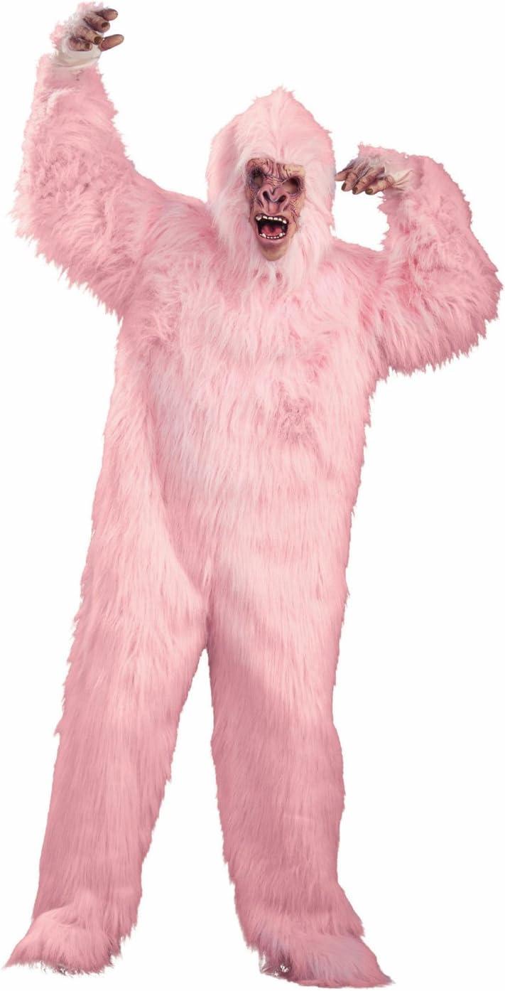 Disfraz de gorila rosa in love - Estándar: Amazon.es: Juguetes y ...