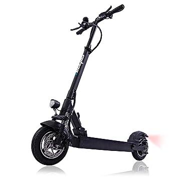 BEEPER Scooter Patinete eléctrico con Alarma 10 Pulgadas ...