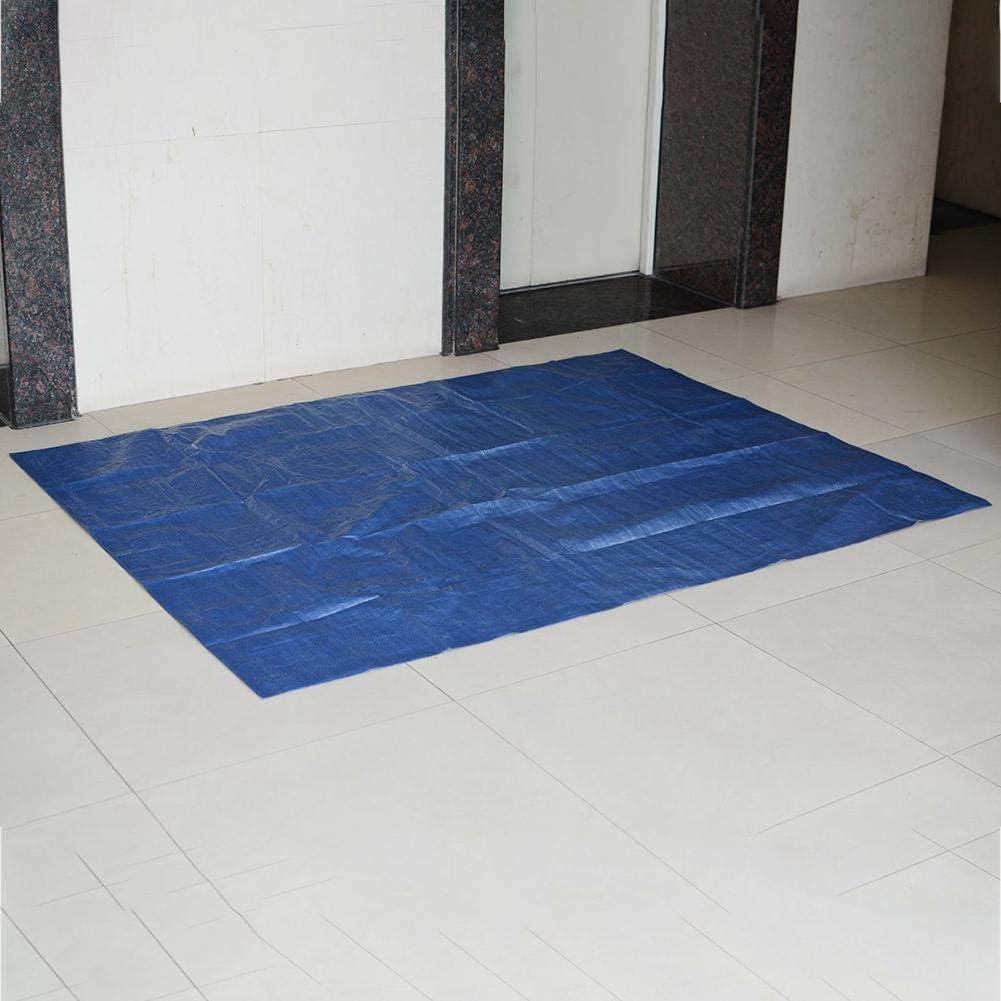 Protector de suelo para piscina, paño de suelo de piscina, rectangular para piscina, impermeable, plegable, para piscinas, inflables, piscinas infantiles, 1,85 x 1,5 m.: Amazon.es: Deportes y aire libre