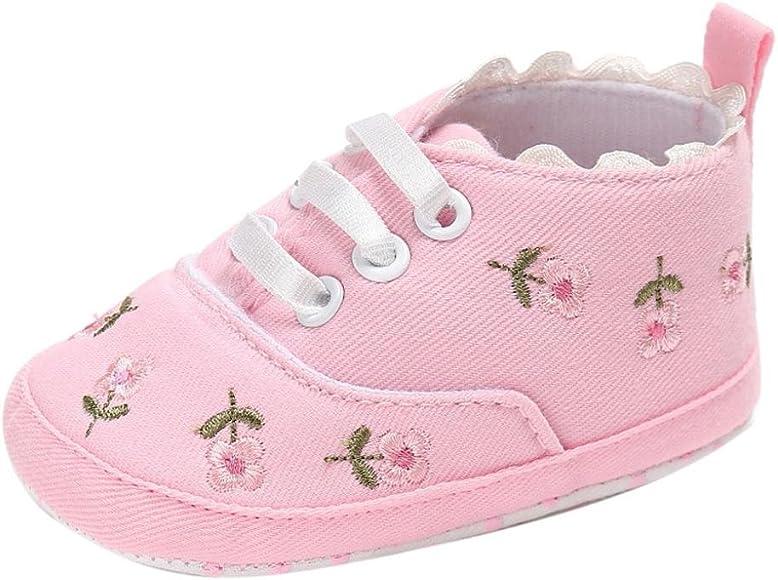 SHOBDW Girls Shoes, Newborn Baby Girls