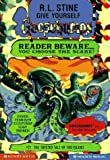 The Twisted Tale of Tiki Island (Give Yourself Goosebumps) by R.L. Stine (1-Sep-1997) Paperback