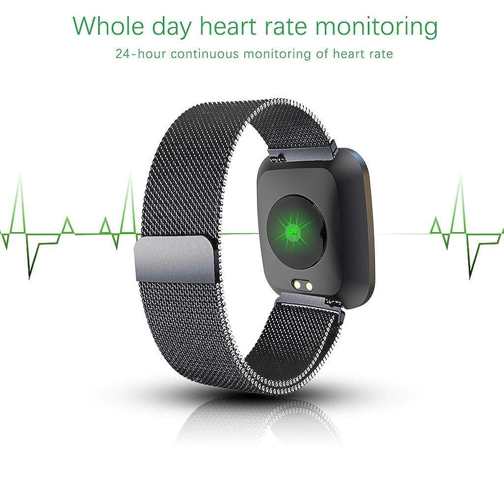 DAYLIN Pulsera Actividad Inteligente Presion Arterial GPS ...