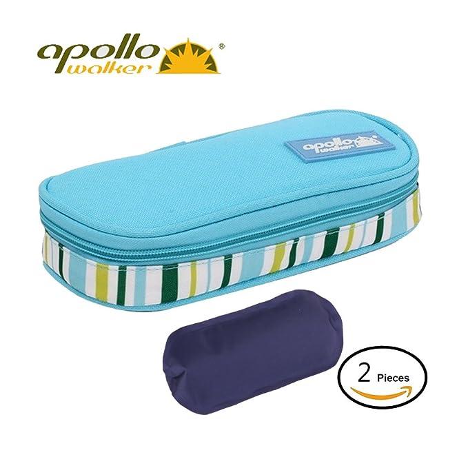 Apollo Walker Diabetes Organizer Medical Cooler Refrigerador de ...