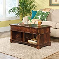 Harbor View Lift top Coffee Table in Curado Cherry.