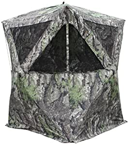 Primos Hunting The Club Ground Blind, Ground Swat Gray, X-Large
