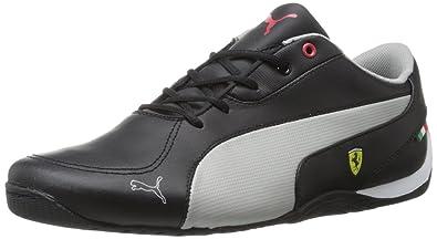 7eb5cd86984 PUMA Drift Cat 5 Leather Ferrari Junior Sneaker (Little Kid Big Kid)