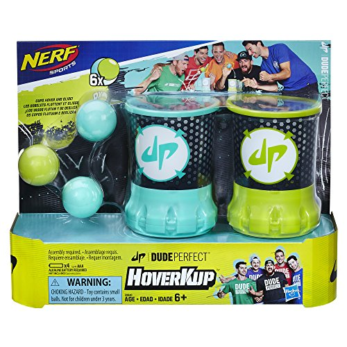 Nerf Dude Perfect Hoverkup Toy Pong Game Buy Online In
