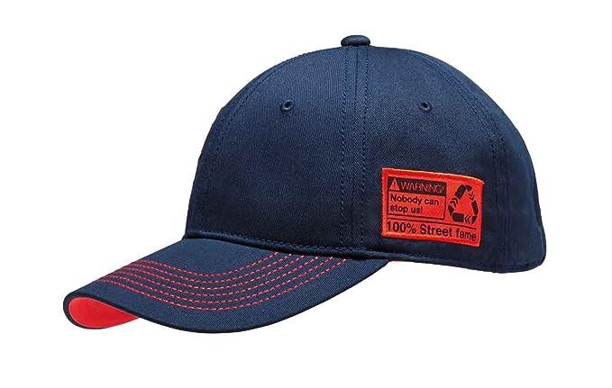 d679b57c0 Mini Genuine Unisex Mens Womens You.Me.MINI. Baseball Cap in Blue  80162338858  Amazon.co.uk  Clothing