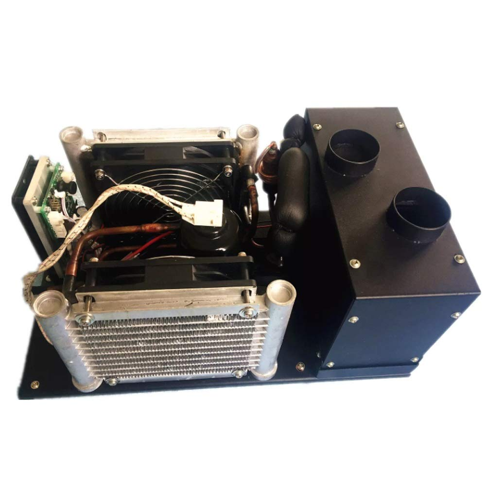 Potente micro acondicionador de aire (versión Pro) DV1910E-AC (12V, Pro) (Style : DV1910E-AC (12V Pro)): Amazon.es: Bricolaje y herramientas