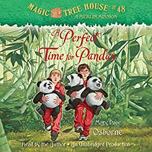 A Perfect Time for Pandas Audiobook
