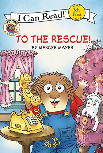 Download To the Rescue! (My First I Can Read) ebook