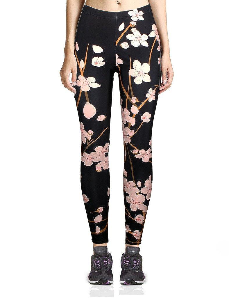 SAYFUT Ultra Soft Women's Popular Printed Brushed Leggings Batch Plus Size LYZ@C1010-1030-CN