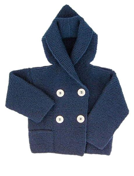 ARAUS Ropa de Abrigo Prendas de Punto con Capucha para Bebe Niños Niñas  Suéter de Otoño 0-4 años  Amazon.es  Ropa y accesorios 9776a0d15348