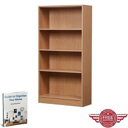 Amazon.com: Storage Open Cabinet,Shelving Livingroom Kitchen ...
