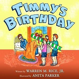 Timmy's Birthday Audiobook