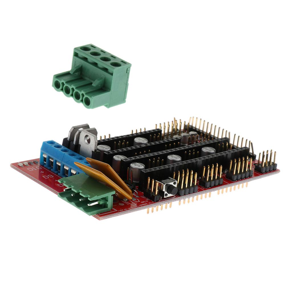 Baoblaze Controlador de Impresora 3D Ramps1.4 Board RepRap ...