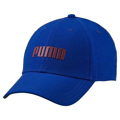 a26124caed73a Puma Golf 2018 Men's Breezer Hat (Sodalite Blue, L/XL)