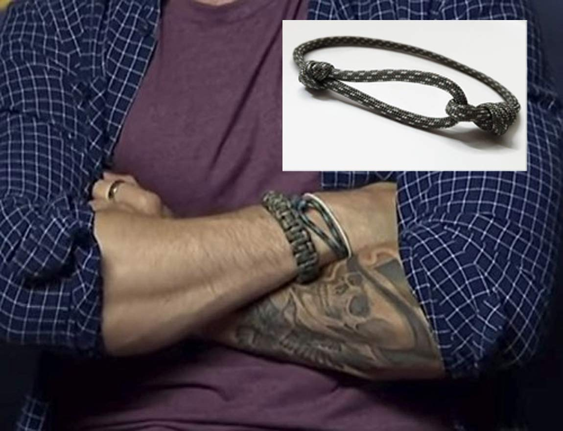 Single loop ParaCord - Tom Hardy Style - Adjustable