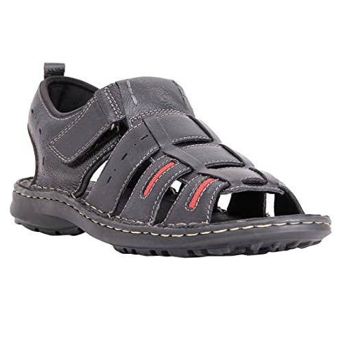 9576514b5b96 Ventoland Men s Black Sandals  Buy Online at Low Prices in India ...