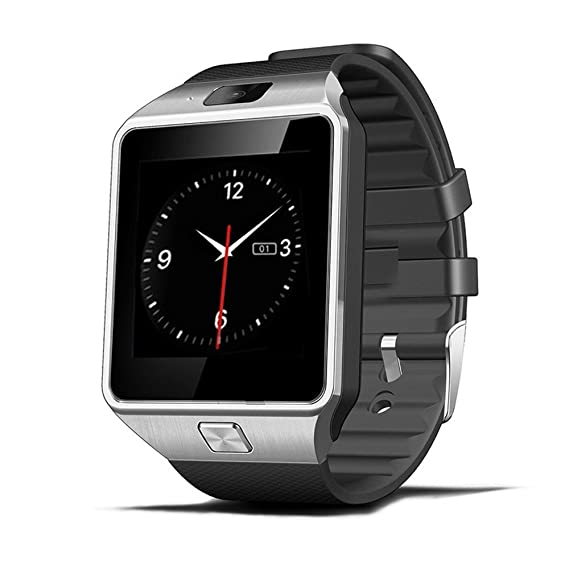 Luxsure Smartwatch DZ09 Bluetooth Smart Watch Wrist Wrap Watch Phone Micro SIM Card with Camera Touch