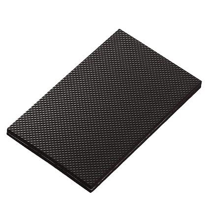 Almohadillas adhesivas de fieltro para las patas de los muebles prémium, gruesas, antideslizantes, resistentes, cuadradas de 15 cm x 9 cm, (4 ...