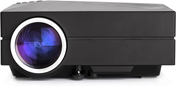 Tera GM60A Mini Proyector portátil Multimedia 1080P HD con Mando a ...