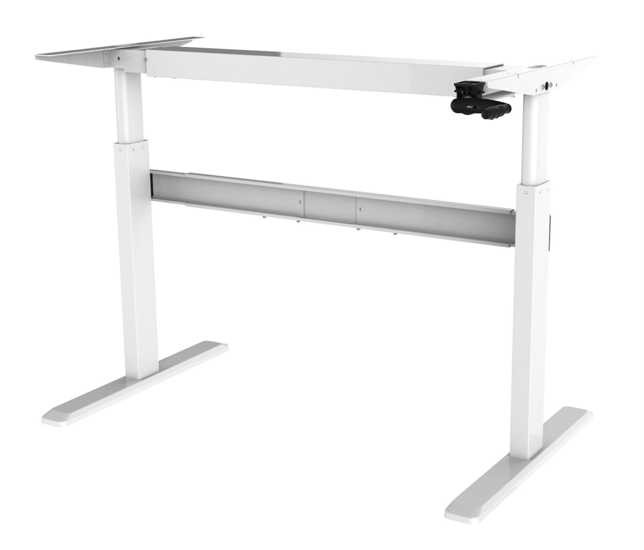Ergomax Height Adjustable Crank Desk