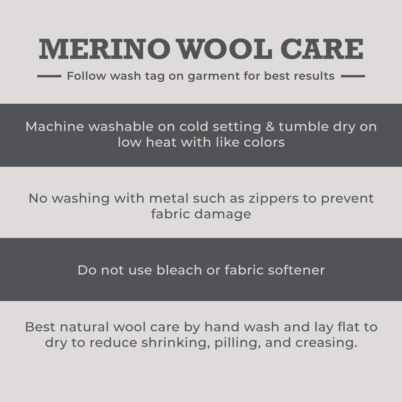 Choose Your Color MERIWOOL Merino Wool Midweight Neck Gaiter