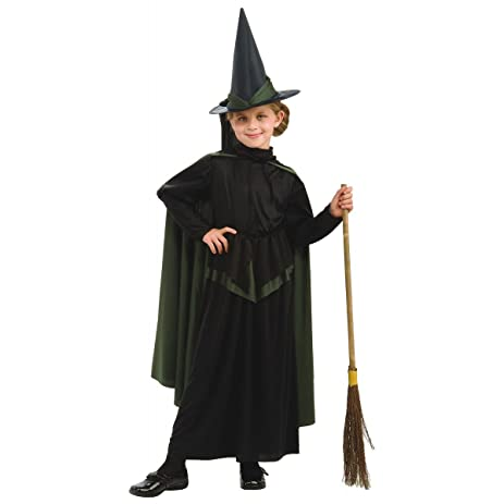 Amazon.com: Wicked Witch of the West Costume - Small: Clothing