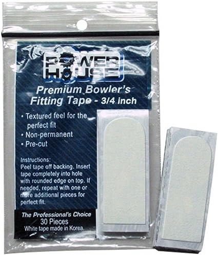 Powerhouse Premium 3//4 White Tape