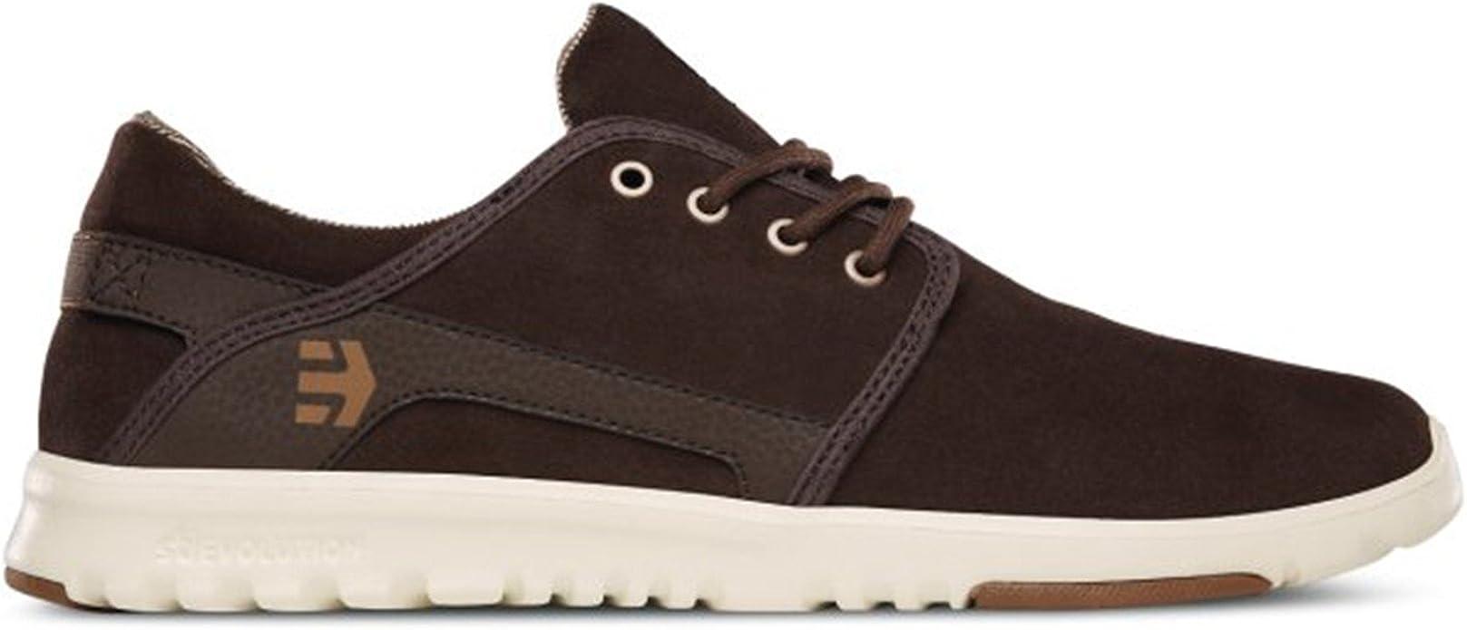 Etnies Scout Sneakers Herren Dunkelbraun