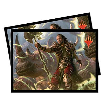 Ultra Pro Magic: The Gathering - Commander 2020 V4 Card Sleeves 100ct: Sports & Outdoors