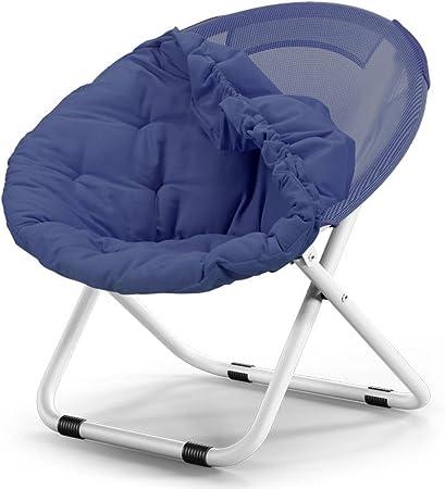 Chaises pliantes Grande chaise de lune adulte Chaise de