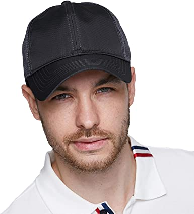 Make A Move Fashion Adjustable Cotton Baseball Caps Trucker Driver Hat Outdoor Cap Black