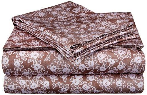 Western 300 Thread Count Cotton 4-Piece King Sheet Set