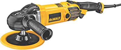 DEWALT Buffer/Polisher, Variable Speed