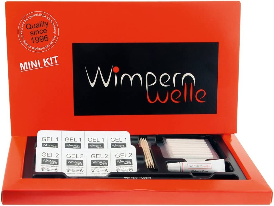 WIMPERNWELLE mini kit RIZADOR DE PESTAÑAS