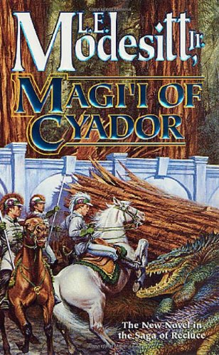 Magi'i of Cyador (The Saga of Recluce) from Brand: Tor Books A Tom Doherty Associates Book TOR