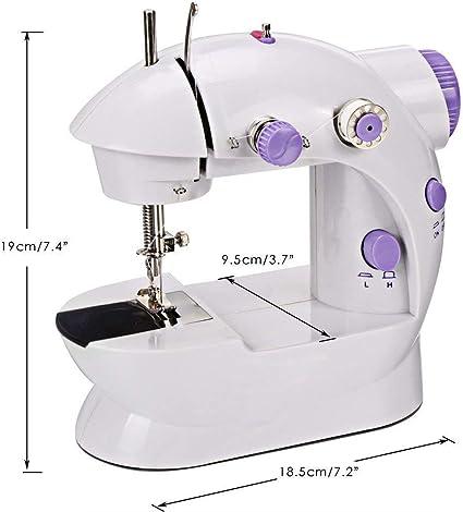 Maquina de coser se enreda el hilo abajo