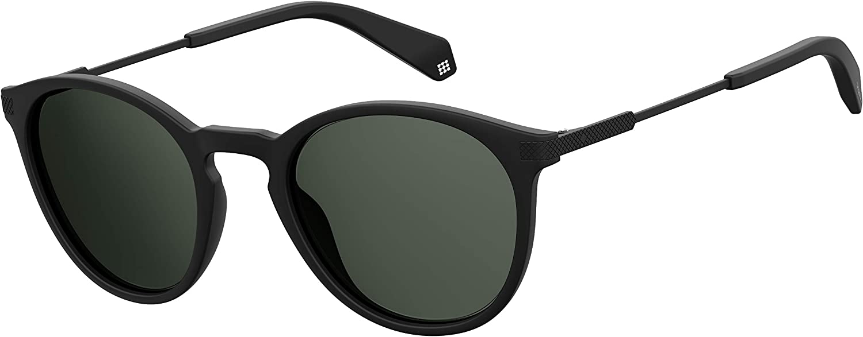 Polaroid PLD 2062/S Gafas de sol, Negro (MTT BLACK), 50 para Hombre