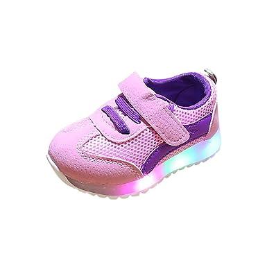 promo code f573d c2848 FRAUIT Scarpe Bimbo Con Luci Sneakers Bambina Estive Scarpe ...