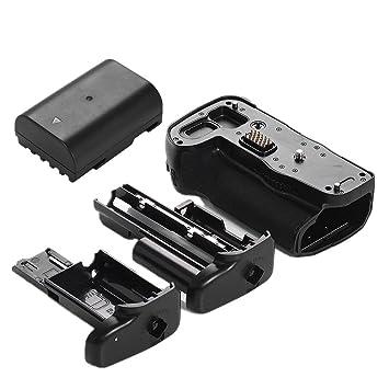 Empuñadura de batería Pack soporte disparador Vertical para Pentax ...