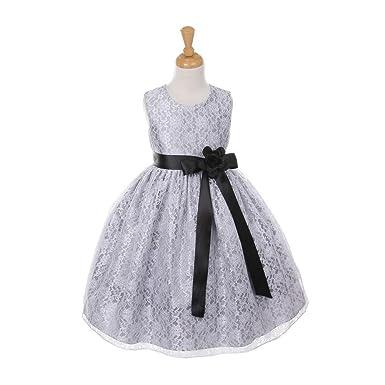 Amazon Cinderella Couture Little Girls Tea Length Flower