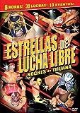 Estrellas de Lucha Libre: Noches de Tijuana