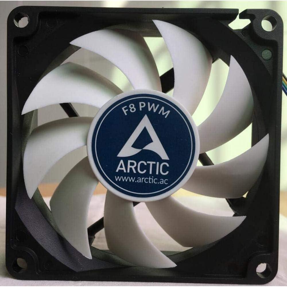 Arctic F8 PWM 8cm 4pin 850-2000 RPM Computer Case Cooling Fan Quiet CPU Power Cooler Cooling Chassis Fan Arctic Case Fan