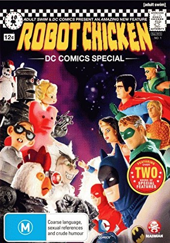 Robot Chicken - DC Comics Special [NON-USA Format / PAL / Region 4 Import - Australia]