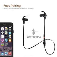 TaoTronics Bluetooth earbud with mic